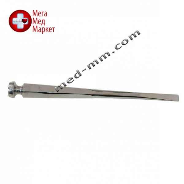 Купить Долото с шестигранной ручкой плоское с 2-х стор. заточкой, 10 мм цена, характеристики, отзывы