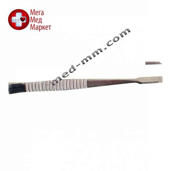 Купить Долото с рифленой ручкой, плоское, 6 мм цена, характеристики, отзывы