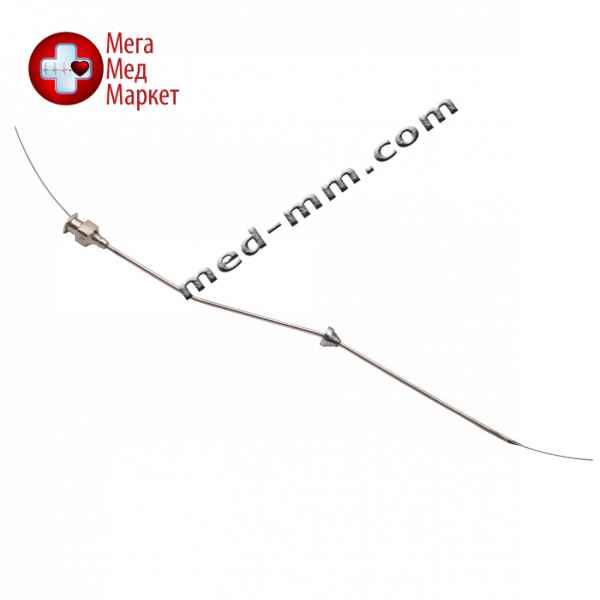 Купить Игла для пункции заднего свода влагалища  диаметром 1,2 мм цена, характеристики, отзывы