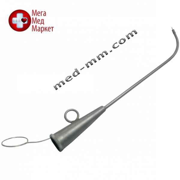 Купить Катетер ушной металлический  цена, характеристики, отзывы