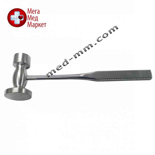 Купить Молоток металлический хирургический 400 гр. цена, характеристики, отзывы