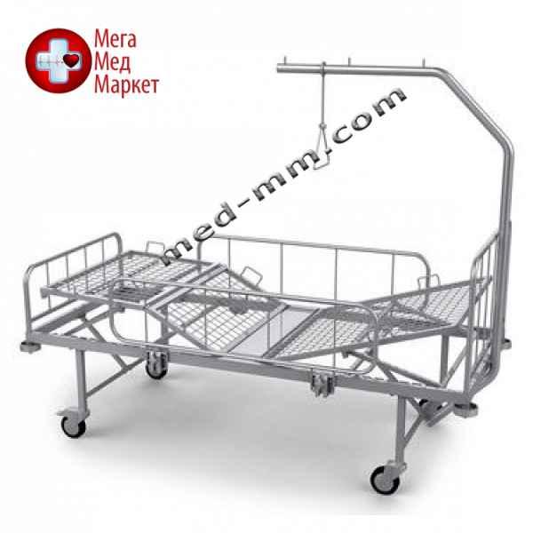 Купить Кровать больничная функциональная КФ-4 цена, характеристики, отзывы