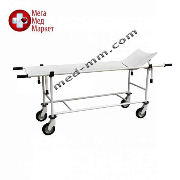 Купить Тележка для перевозки больных со съемными носилками ТБС-150 цена, характеристики, отзывы