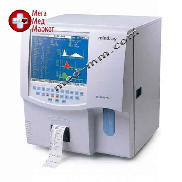 Купить Автоматический гематологический анализатор ВС-3000 Plus цена, характеристики, отзывы