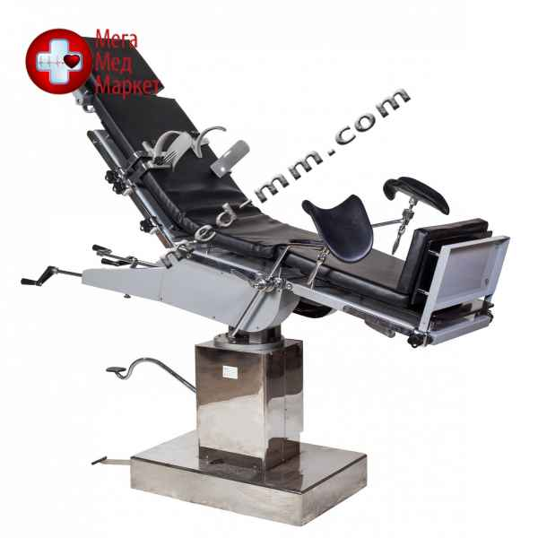 Купить Стол операционный 3008 (механико-гидравлический, рентгенпрозрачный) цена, характеристики, отзывы