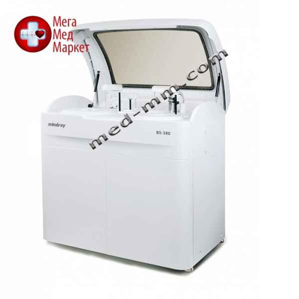 Купить Автоматический биохимический анализатор BS-380 цена, характеристики, отзывы