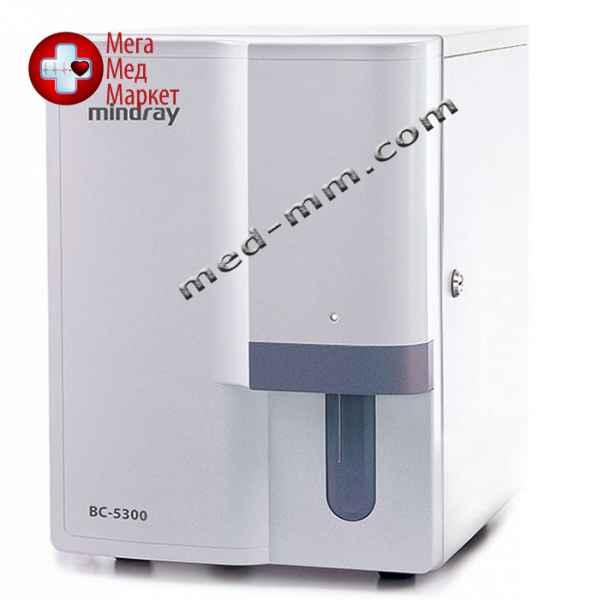 Купить Автоматический гематологический 5-дифф анализатор BC-5300 цена, характеристики, отзывы