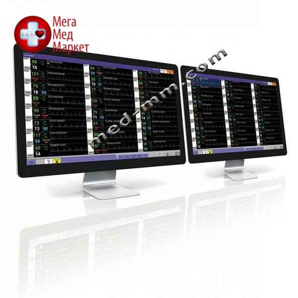 Купить ЦЕНТРАЛЬНАЯ СТАНЦИЯ МОНИТОРИНГА PC-1000 CREATIVE MEDICAL цена, характеристики, отзывы