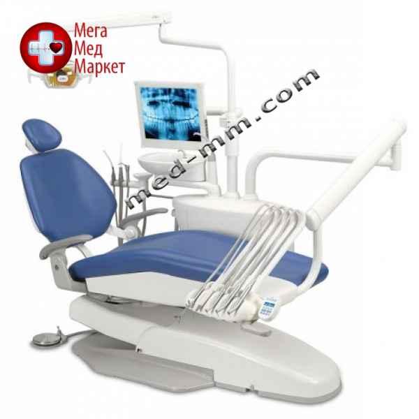 Купить Стоматологическая установка A-Dec 200 с блоком врача A-Dec 300 и верхней подачей инструментов цена, характеристики, отзывы
