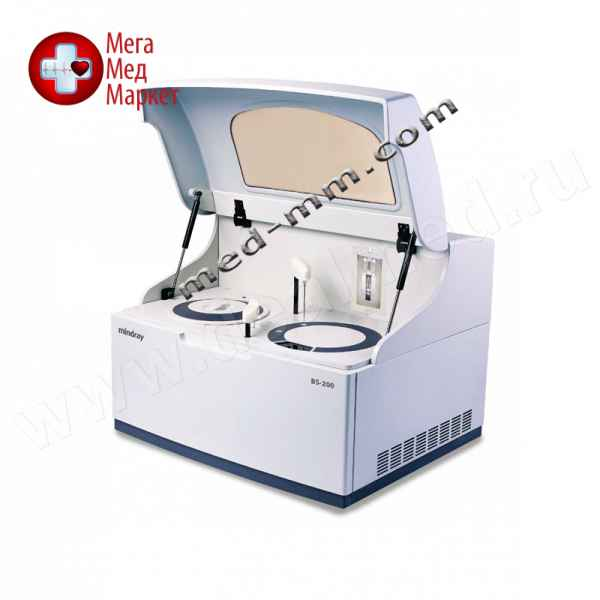 Купить Автоматический биохимический анализатор BS-200 цена, характеристики, отзывы