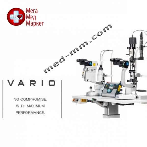 Купить Лазерная офтальмологическая система VARIO: SLT + KTP - Laser , KTP + Nd:YAG - Laser SLT + Nd:YAG - Laser цена, характеристики, отзывы