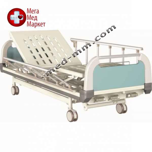 Купить Кровать медицинская функциональная механическая E-31 цена, характеристики, отзывы