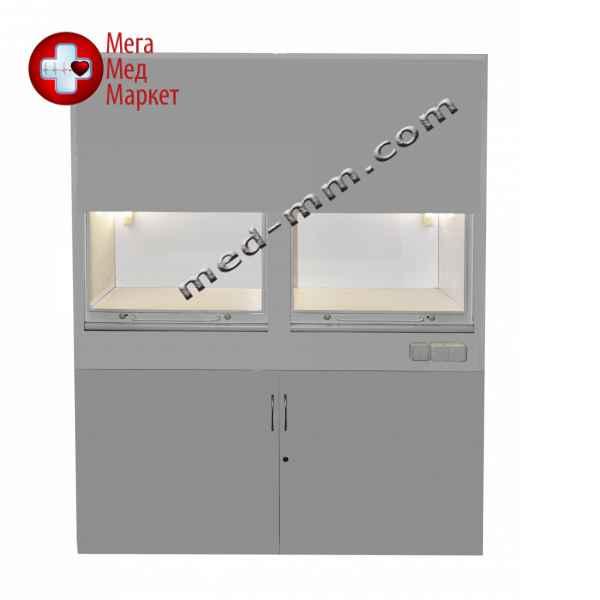 Купить Шкаф вытяжной лабораторный ШВ-2 цена, характеристики, отзывы