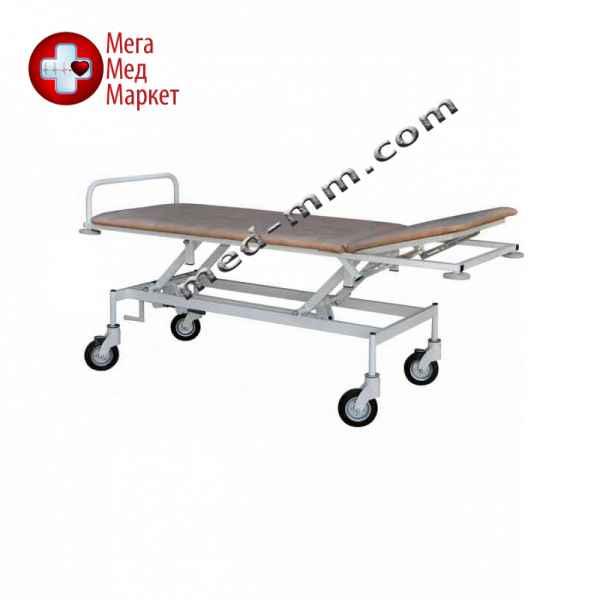 Купить Тележка для транспортировки пациента с регулировкой высоты ТПБР цена, характеристики, отзывы