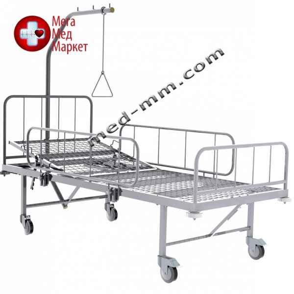 Купить Кровать больничная функциональная КФ-2 цена, характеристики, отзывы