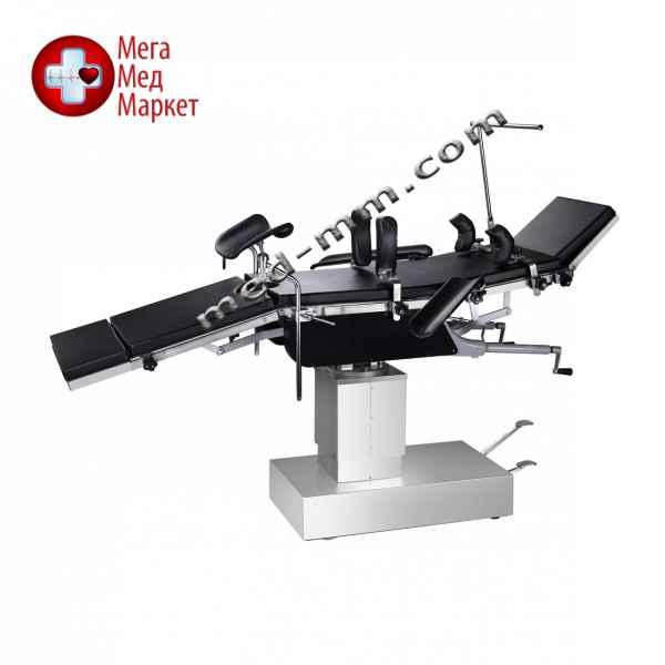 Купить Стол операционный МТ300А механико-гидравлический цена, характеристики, отзывы