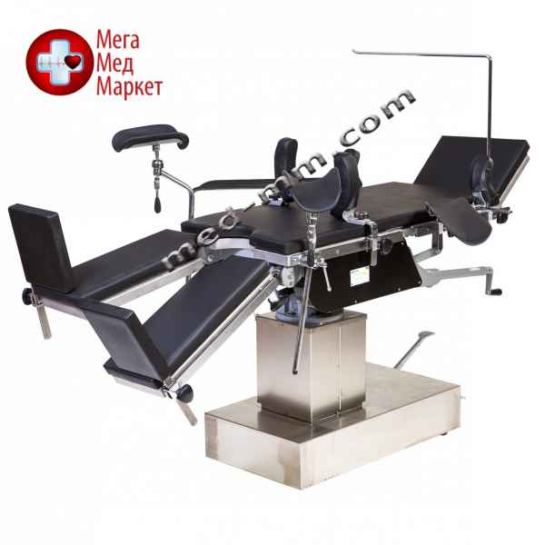 Купить Стол операционный МТ300D механико-гидравлический цена, характеристики, отзывы