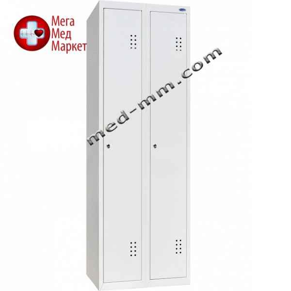 Купить Шкаф одежный металлический ШО-300/2 цена, характеристики, отзывы