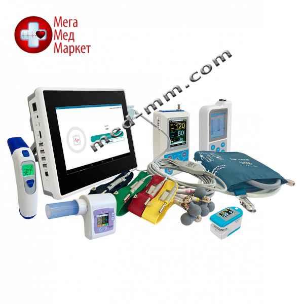 Купить Мобильный диагностический комплекс IDIS 7500 (набор телемедицины) цена, характеристики, отзывы
