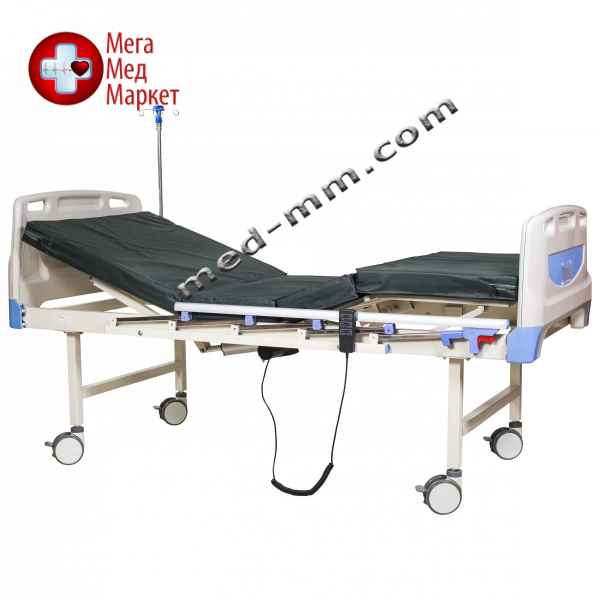 Купить Кровать медицинская А-25P (4-секционная, электрическая) цена, характеристики, отзывы