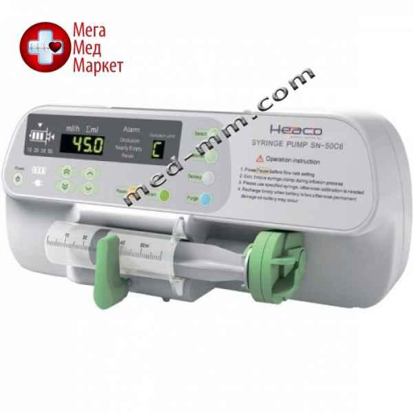 Купить Шприцевой дозатор SN-50C66 цена, характеристики, отзывы