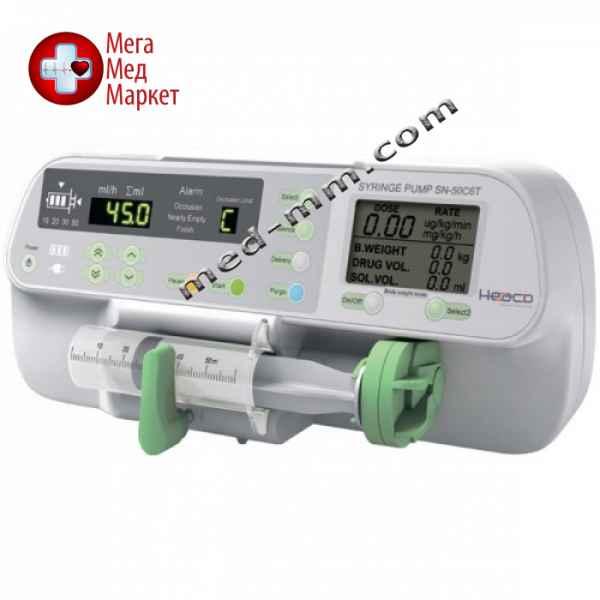 Купить Шприцевой дозатор SN-50C66R цена, характеристики, отзывы
