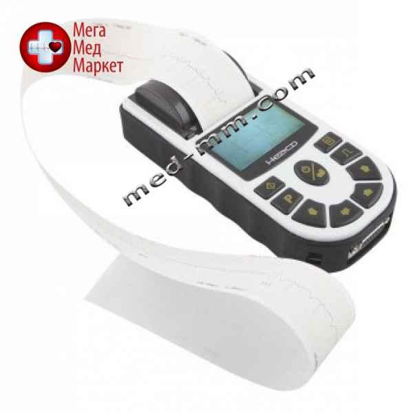 Купить Портативный одноканальный электрокардиограф 80A цена, характеристики, отзывы
