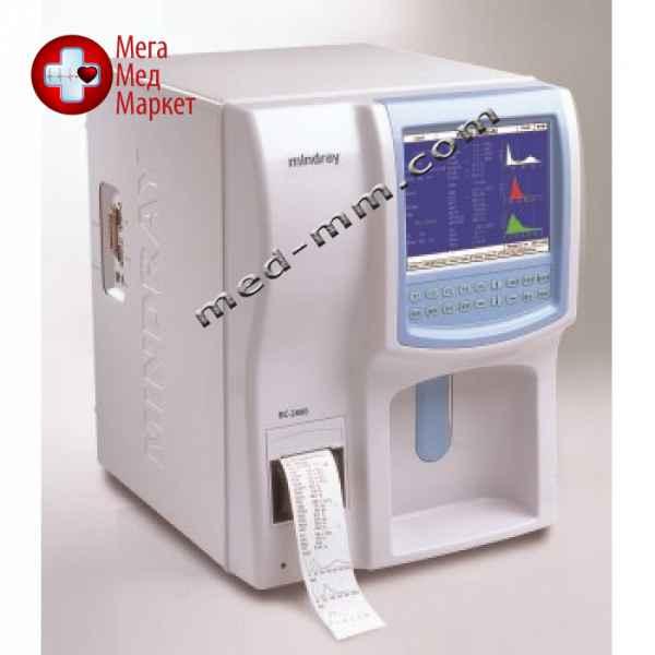Купить Автоматический гематологический анализатор Mindray BC-2800 цена, характеристики, отзывы