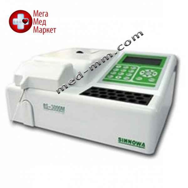 Купить Полуавтоматический химический анализатор BS3000M цена, характеристики, отзывы