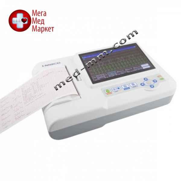 Купить Электрокардиограф 6/12 канальный ECG600G цена, характеристики, отзывы