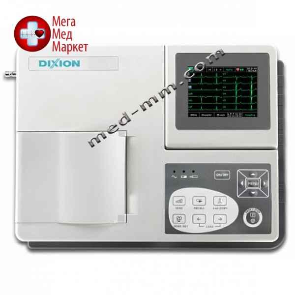 Купить Электрокардиограф ECG-1003 – 3-канальный цена, характеристики, отзывы