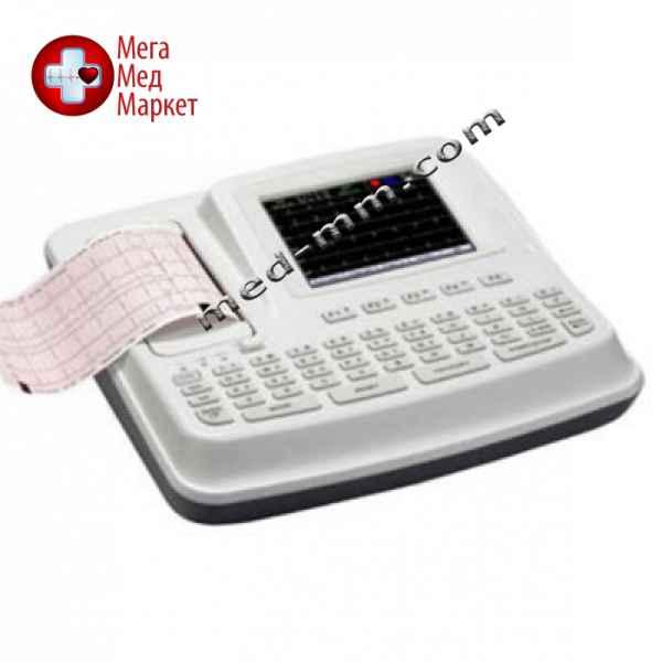 Купить Электрокардиограф ECG-1006 – 6-канальный цена, характеристики, отзывы
