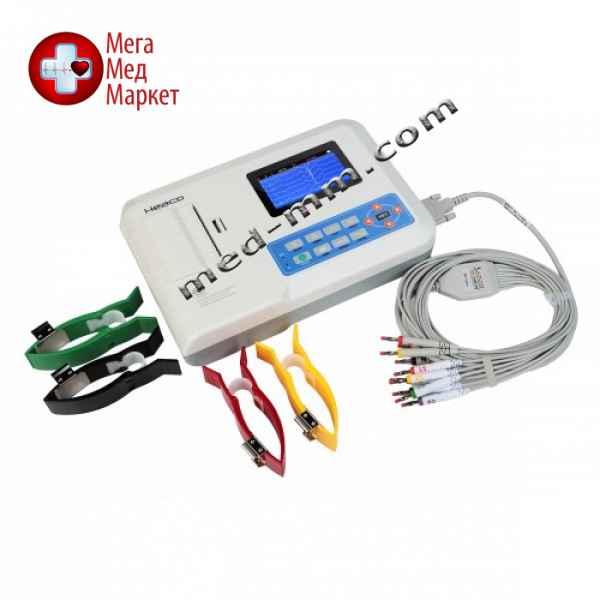 Купить Электрокардиограф 3-х канальный 300G цена, характеристики, отзывы