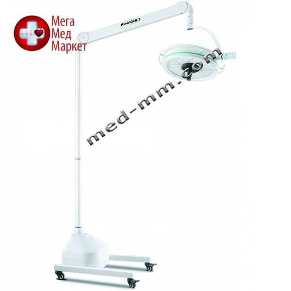 Купить Светильник хирургический KD-2036D-3 цена, характеристики, отзывы