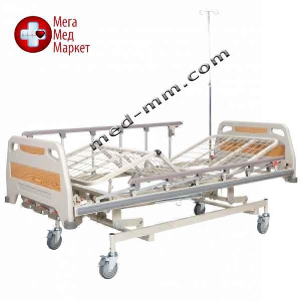 Купить Кровать механическая с регулировкой высоты, 4 секции OSD-94U цена, характеристики, отзывы
