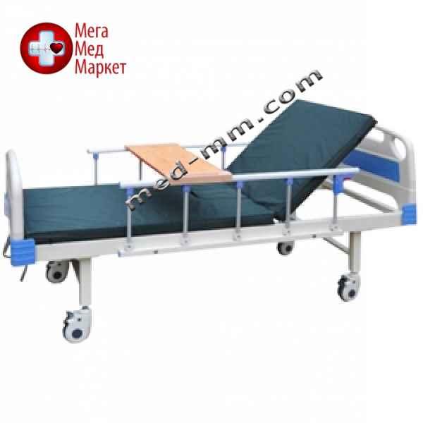 Купить Кровать медицинская механическая, 2 секции OSD-LY897 цена, характеристики, отзывы