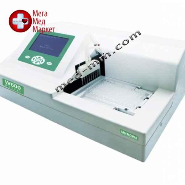 Купить Автоматический микропланшетный вошер W600 цена, характеристики, отзывы