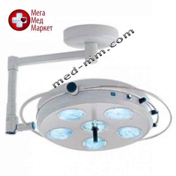 Купить Светильник операционный L2000 6-II- шестирефлекторный потолочный цена, характеристики, отзывы