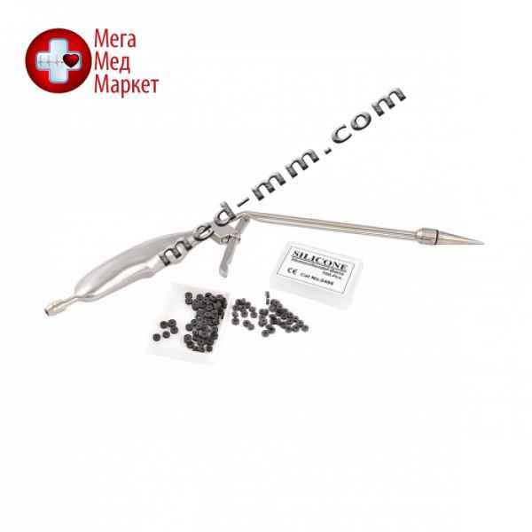 Купить Вакуумний лигатор геморроидальных узлов (100шт. колец в комплекте) цена, характеристики, отзывы
