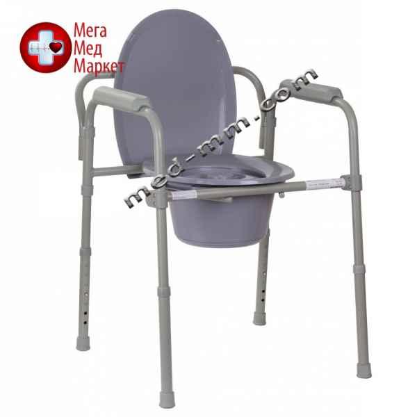 Купить Складной стул-туалет RB-2110LW цена, характеристики, отзывы