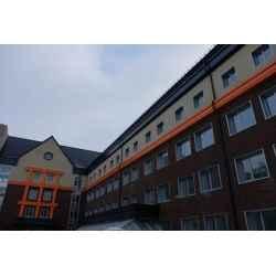 Завершение реконструкции детской областной больницы Мега Мед Маркет